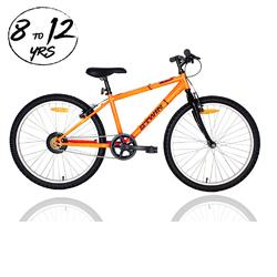 KIDS CYCLE 6-12YEARS ROCKRIDER 100