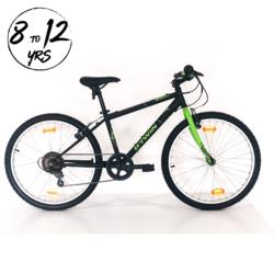 KIDS CYCLE 8 TO 12 YEARS ROCKRIDER 300 JR