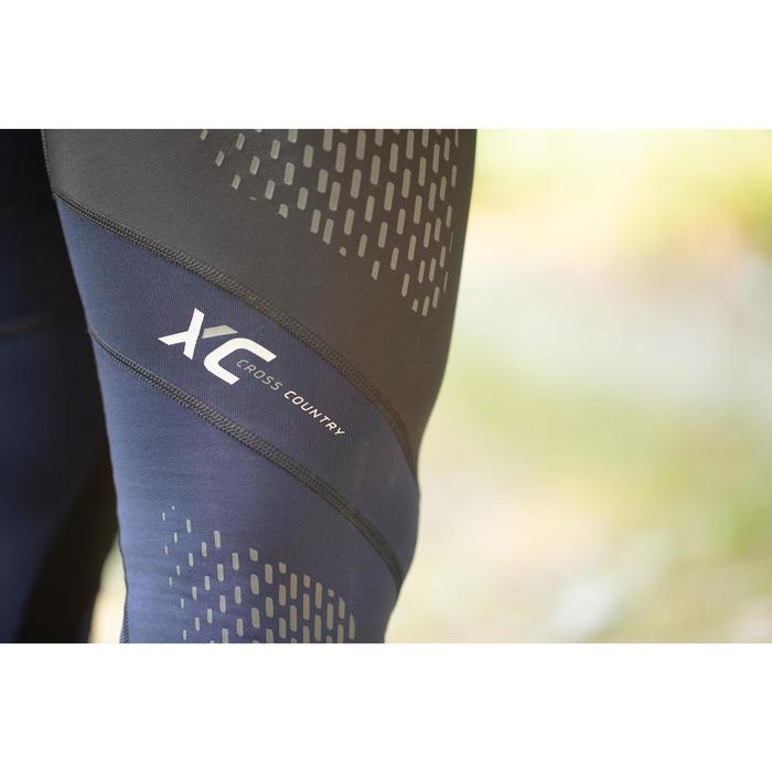 Lange mountainbikebroek XC blauw