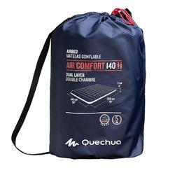 Colchón Inflable Camping Quechua Confort 140 cm | 2 Personas