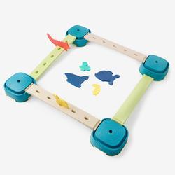幫助孩子發展運動技能的套組。