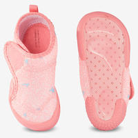 CHAUSSON 580 MOTIF BABYLIGHT ROSE