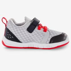 Chaussures 520 I LEARN BREATH +++ GYM GRIS ROUGE