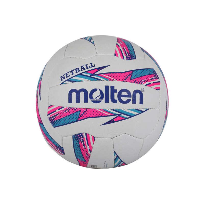 NETBALL Netball - Striker Netball UK Molten S5 MOLTEN - Sports