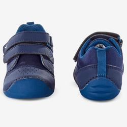 Turnschuhe 500 I Learn Baby marineblau/blau