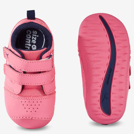 Sepatu 500 I Learn - Pink