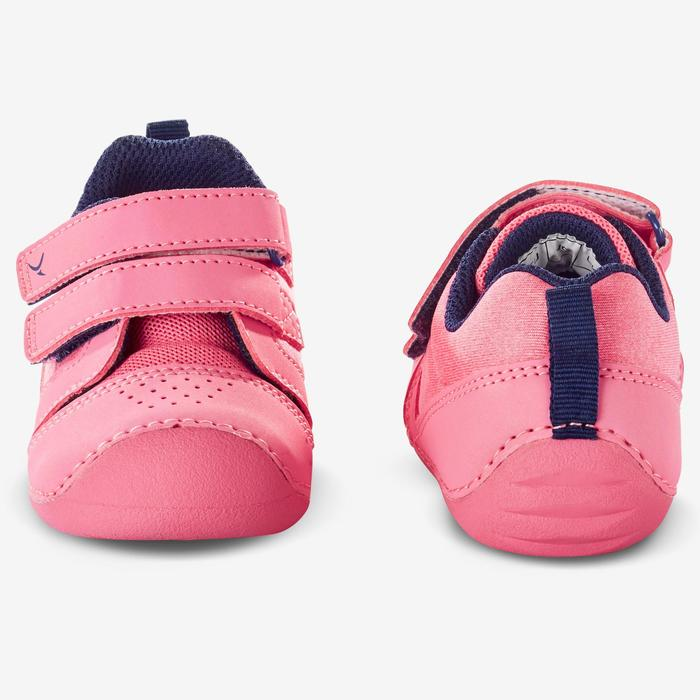 Chaussures bébé 500 I LEARN roses du 20 au 24