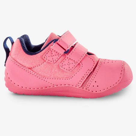 Chaussures I LEARN 500 rose