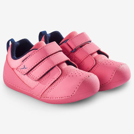 I Learn 500 Shoes - Pink