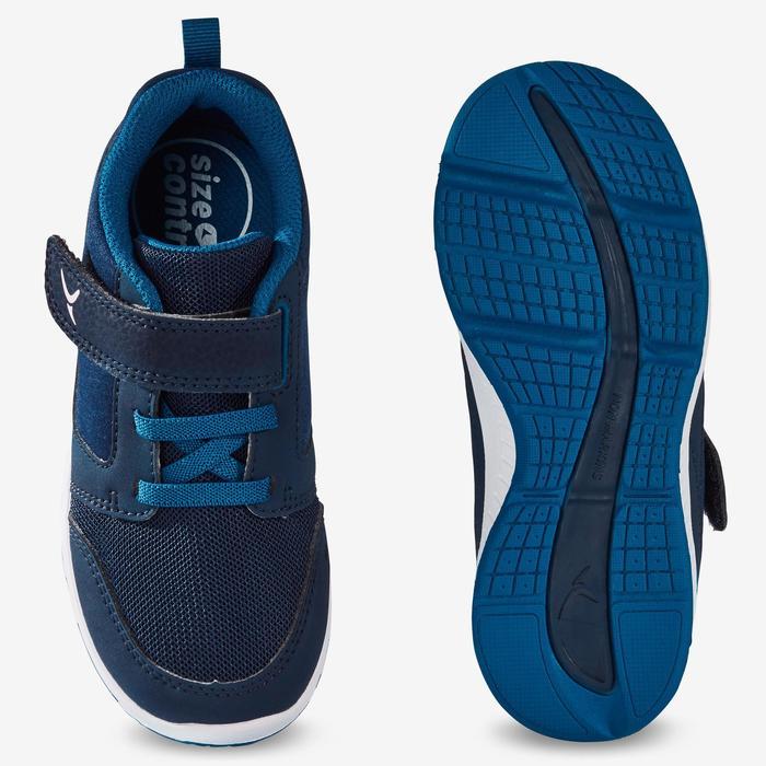 Gymschoenen kinderschoenen maat 25 tot 30 I Move blauw