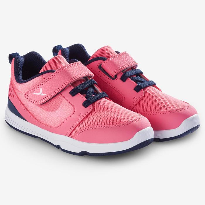Schoentjes 550 I Move voor kleutergym roze marineblauw