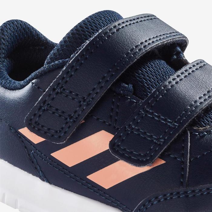 Gymschoenen kinderschoenen Adidas maat 20 tot 27 Altasport blauw roze