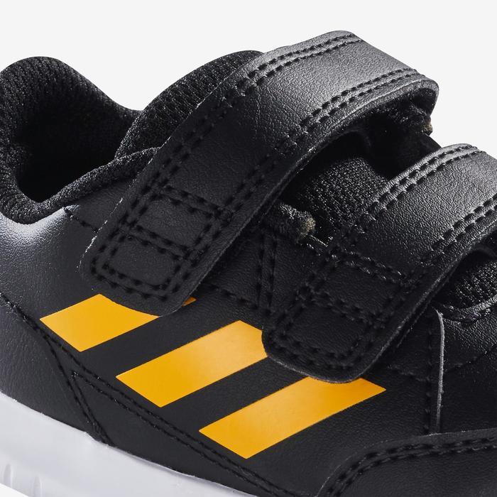 Turnschuhe Altasport schwarz/gelb