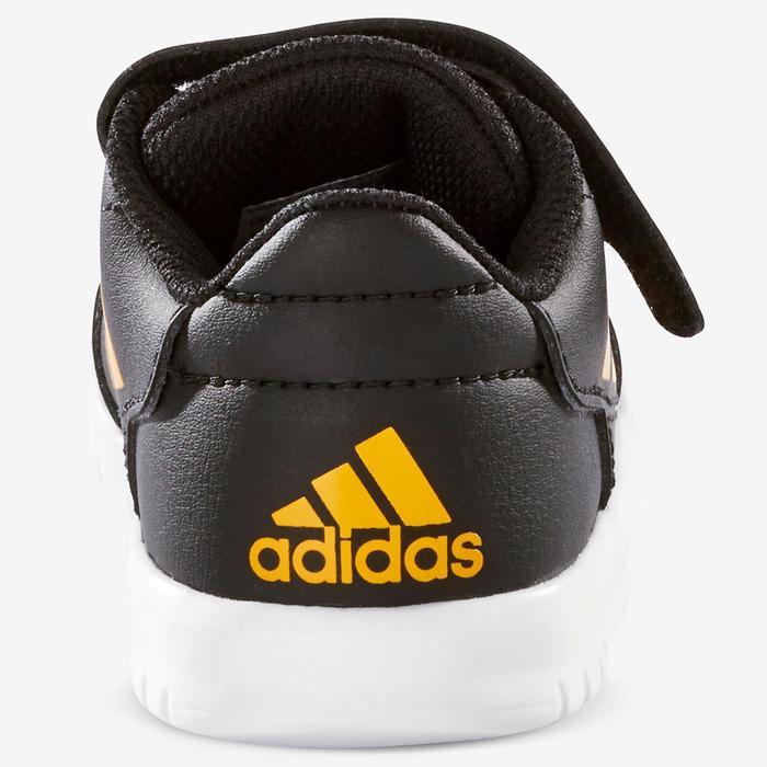 Zapatillas Gimnasia Bebé Adidas Altasport Bebé Negro/Amarillo