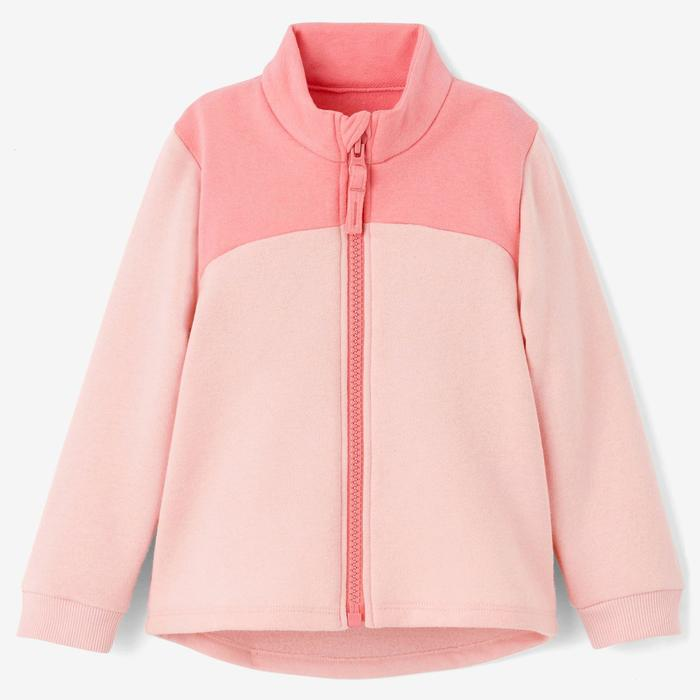 Veste Baby Gym 120 rose graph