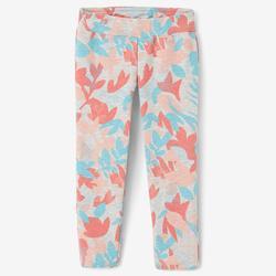 Legging kleutergym 120 roze