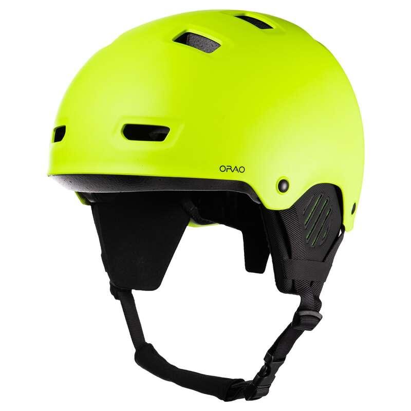 Кайтбординг Серфинг, Вейкбординг - Шлем для кайтсерфинга KS 500 ORAO - Доски и аксессуары