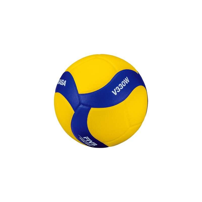 МЯЧИ / ВОЛЕЙБОЛ Волейбол - Мяч волейбольный V330W MIKASA - Волейбол