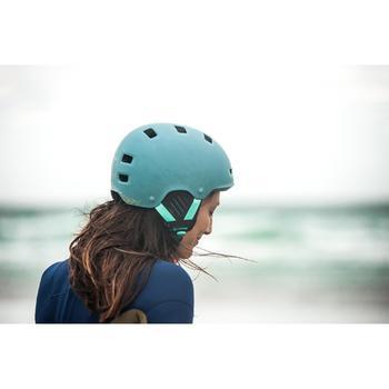 Kitesurfhelm KS 500 grijsblauw