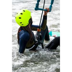 Casque de kitesurf KS 500 Jaune fluo