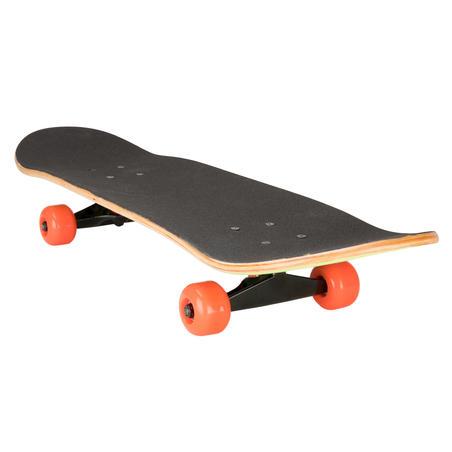 Skateboard SEDANG 100 Pemula untuk Anak 5-7 Tahun - Kaki Besar