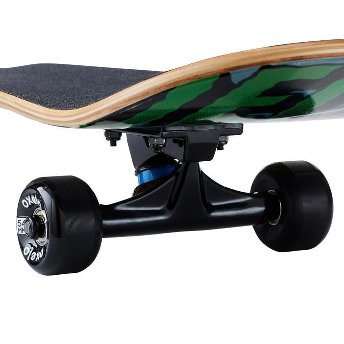 Skateboard enfant 8 à 12 ans MID500 MONKEY
