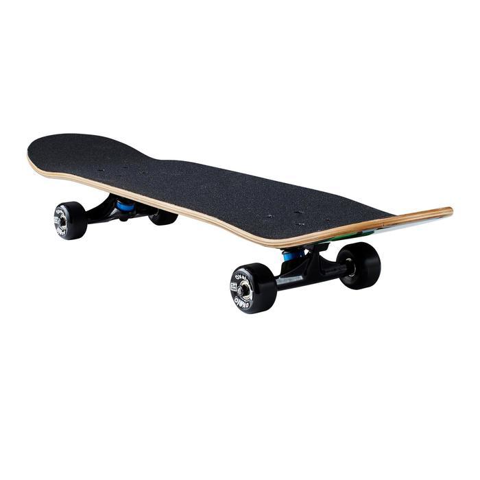 Skateboard voor kinderen van 8 tot 12 jaar Mid 500 Monkey