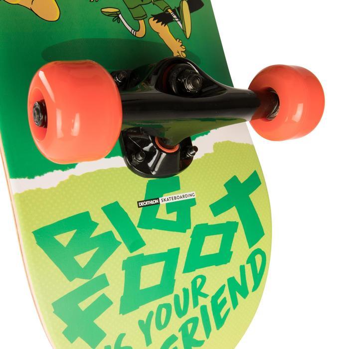 Skateboard voor kinderen van 5 tot 7 jaar MID100 Bigfoot