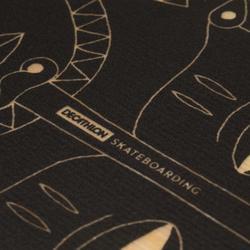 Longboarddeck Dancing 500 Totem mat
