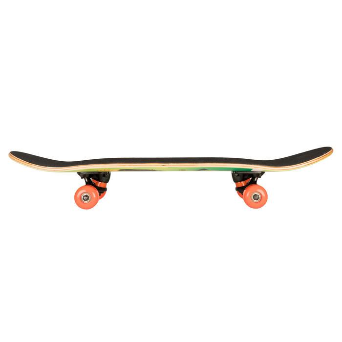 Skateboard voor kinderen van 5 tot 7 jaar Mid 100 Bigfoot