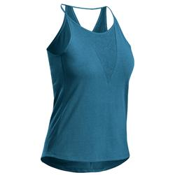 Women's Hiking Vest Top NH500 Fresh