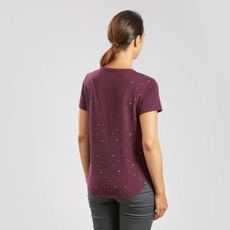 T-shirt Country Walking Wanita - NH500