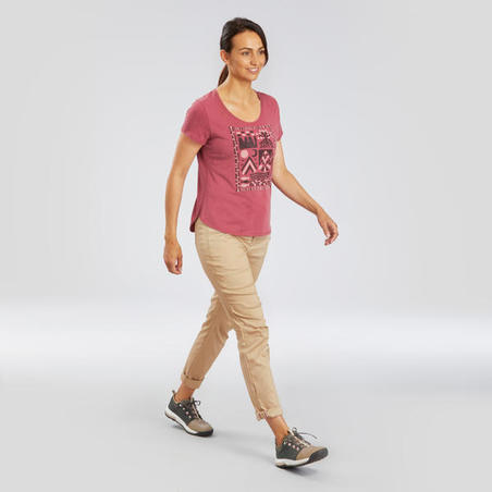 NH500 Hiking T-shirt - Women