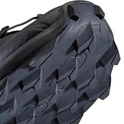 Trailschoenen heren Salomon Supercross zwart