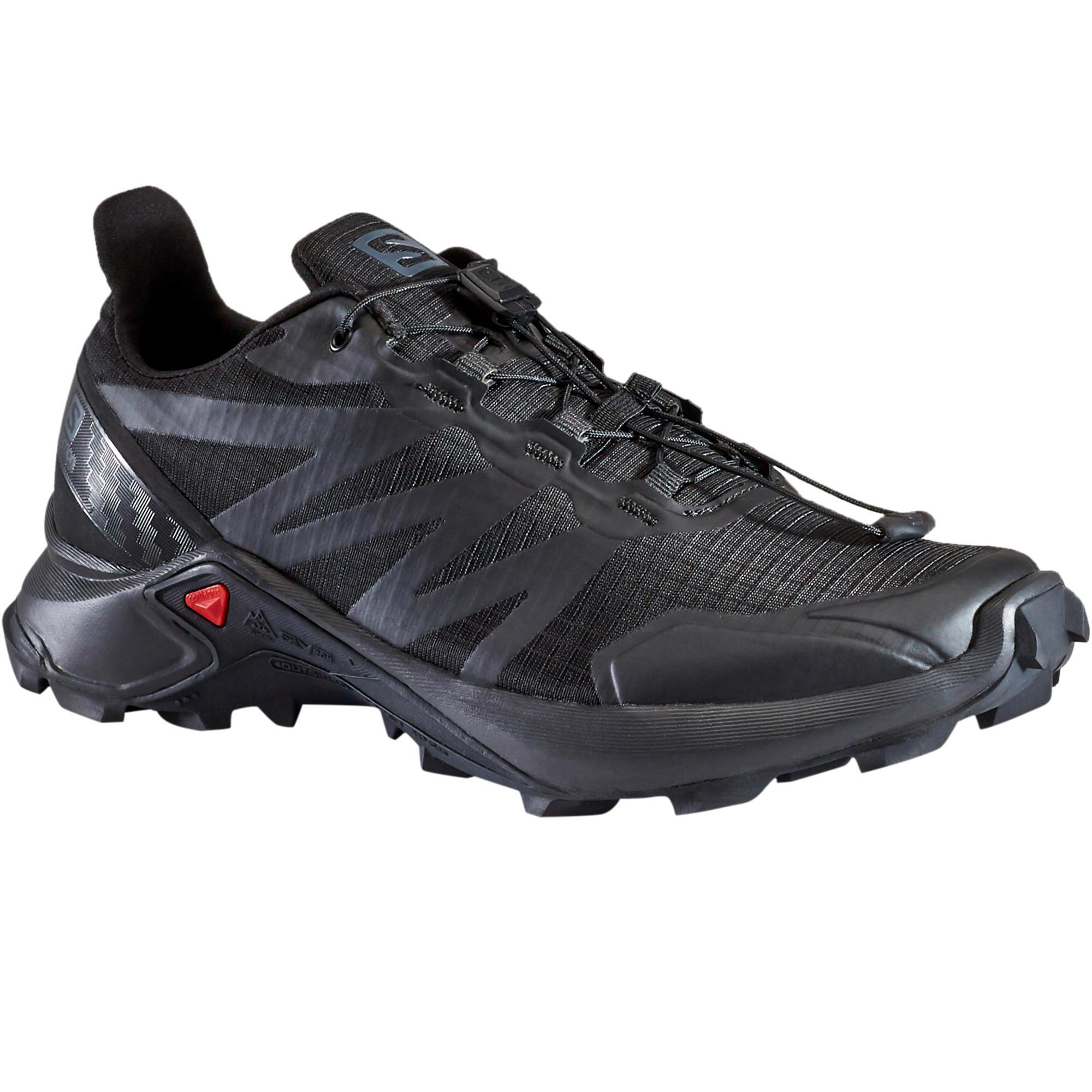 Zapatillas de Trail running SALOMON SUPERCROSS para Hombre negro
