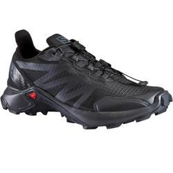 Zapatillas de Trail running Hombre SALOMON SUPERCROSS negro