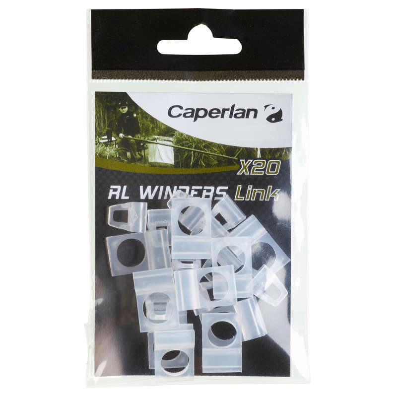 POLE FLOATS, ACCESSOIRES Fishing - RL WINDERS LINK X20 CAPERLAN - Coarse and Match Fishing