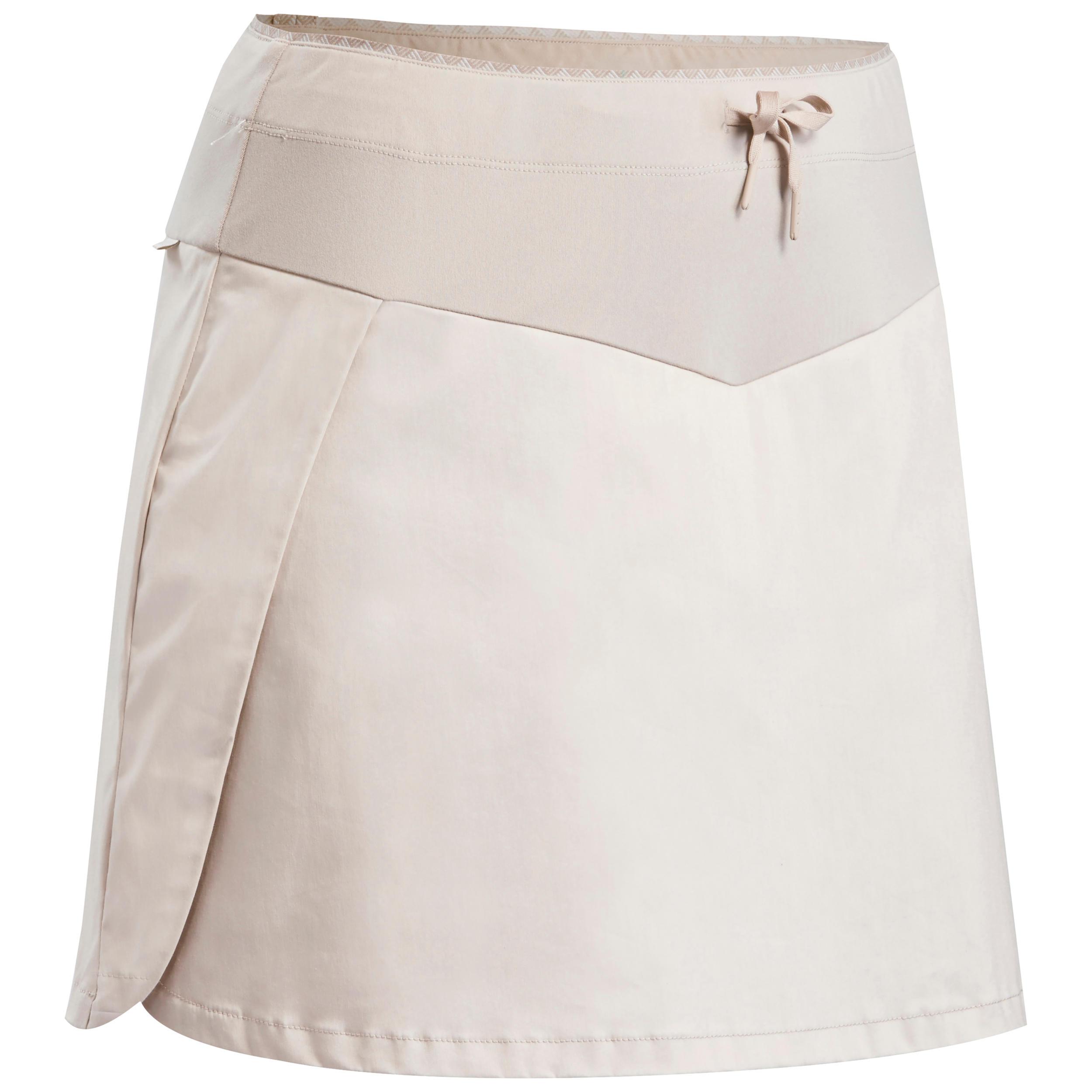 Fustă pantalon NH500 Damă Quechua Promoție