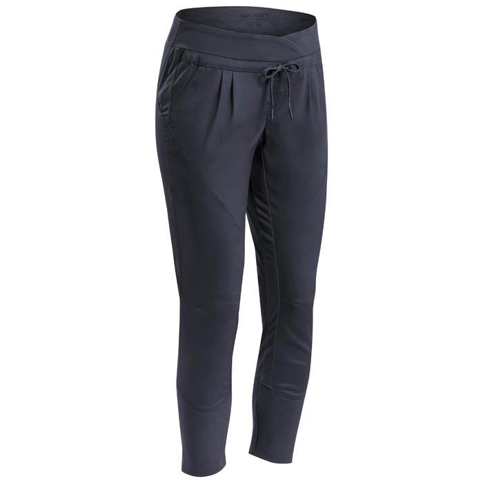 Pantalon de randonnée nature - NH500 Slim - Femme