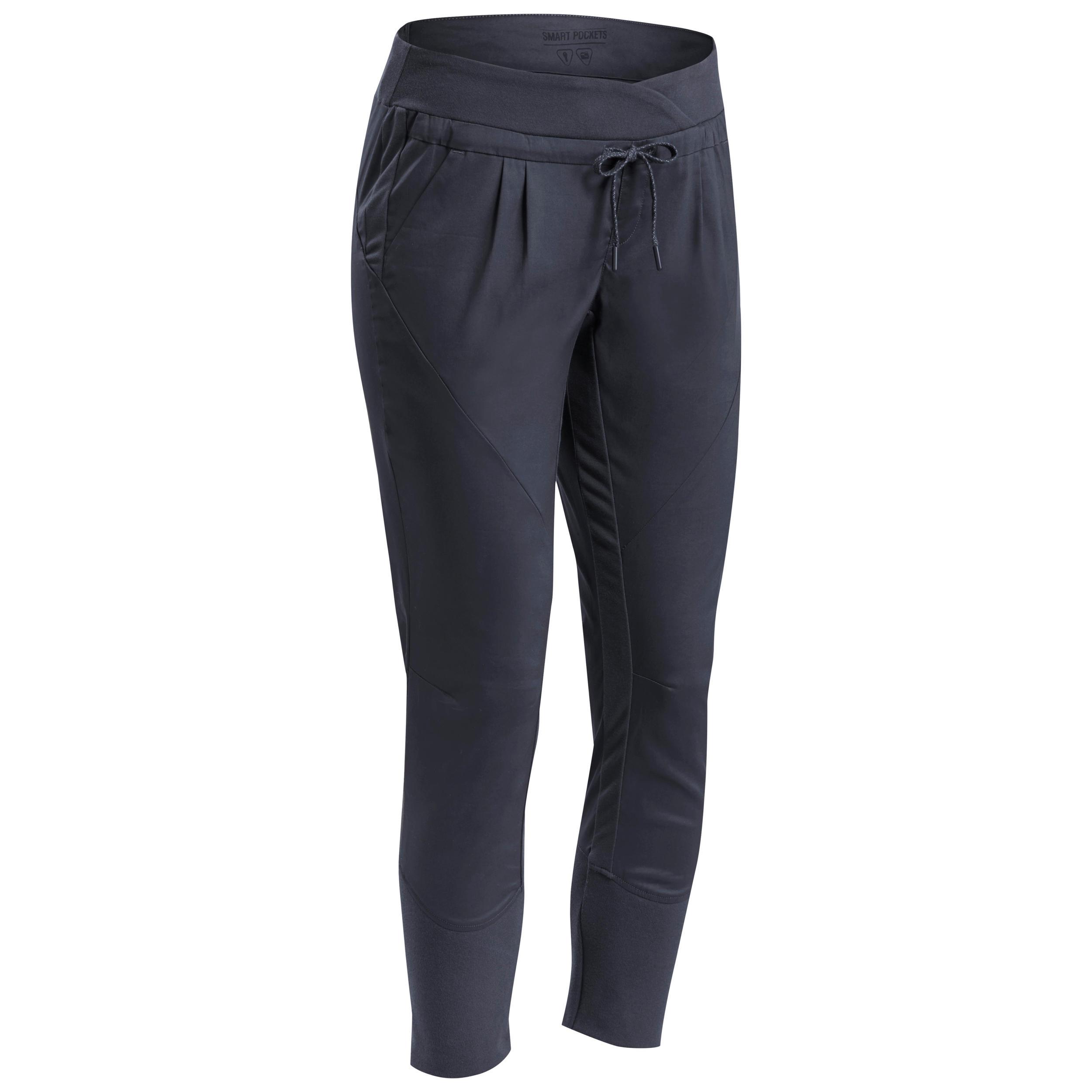 Pantalon Slim NH500 Damă la Reducere poza