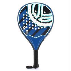 Padel racket PR 190 blauw/zwart