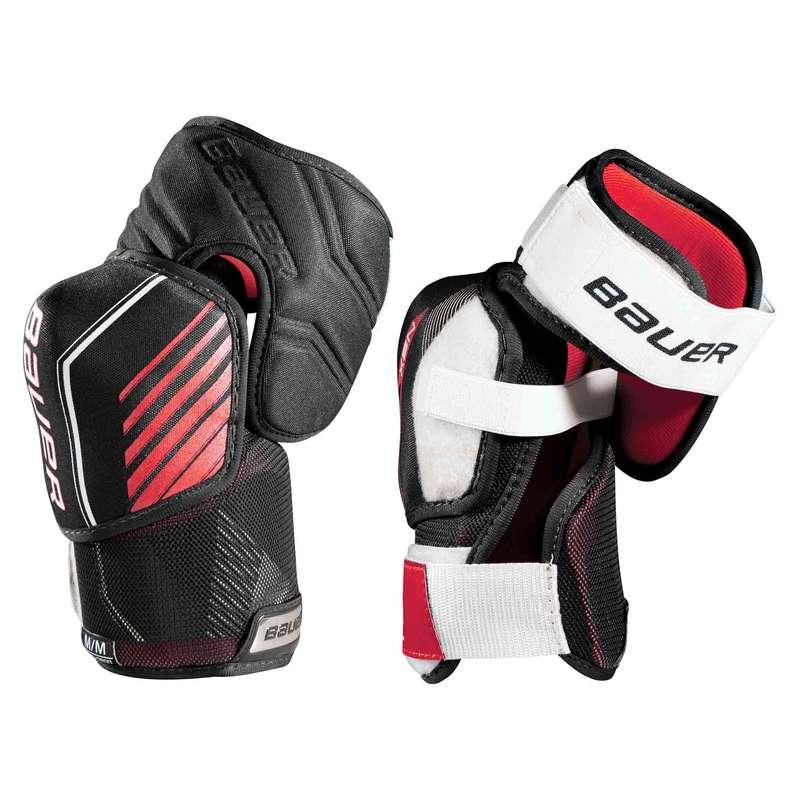 ICE HOCKEY EQUIPMENT CLUB SENIOR Roller Hockey - NSX S18 SR Elbow Pads BAUER - Roller Hockey