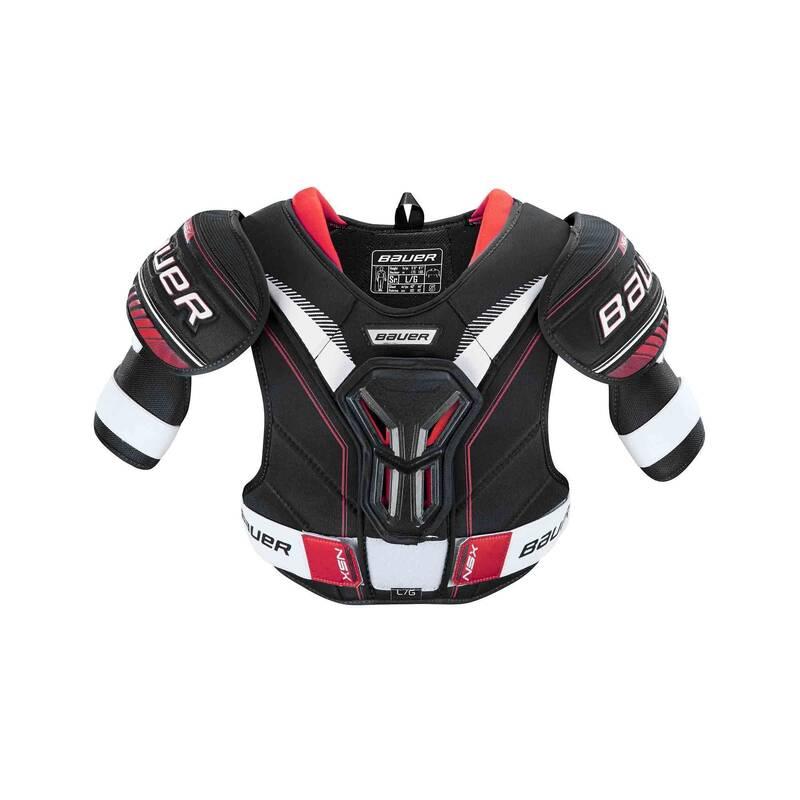 DĚTSKÉ VYBAVENÍ NA HOKEJ Lední hokej - DĚTSKÝ CHRÁNIČ RAMEN NSX S19 BAUER - Lední hokej