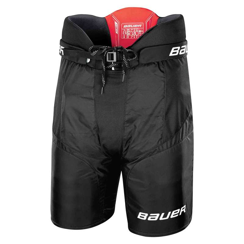 ICE HOCKEY EQUIPMENT CLUB SENIOR Roller Hockey - NSX S18 SR Pants BAUER - Roller Hockey