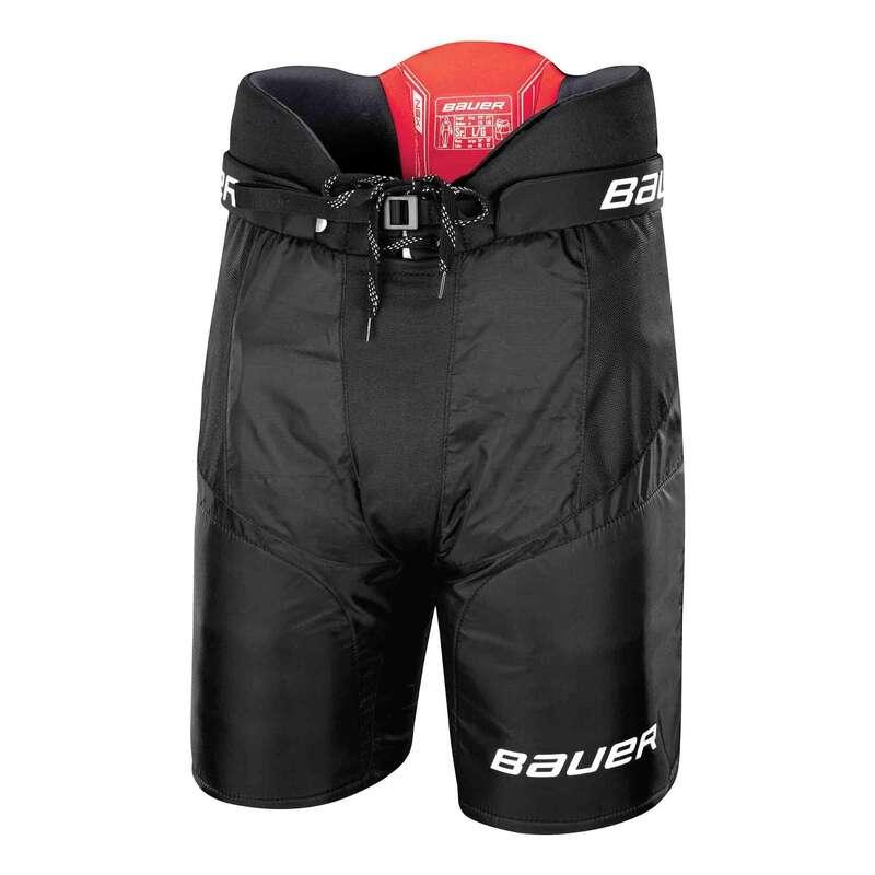 HOCKEY EQUIPMENT Roller Hockey - NSX S18 JR Impact Shorts BAUER - Roller Hockey