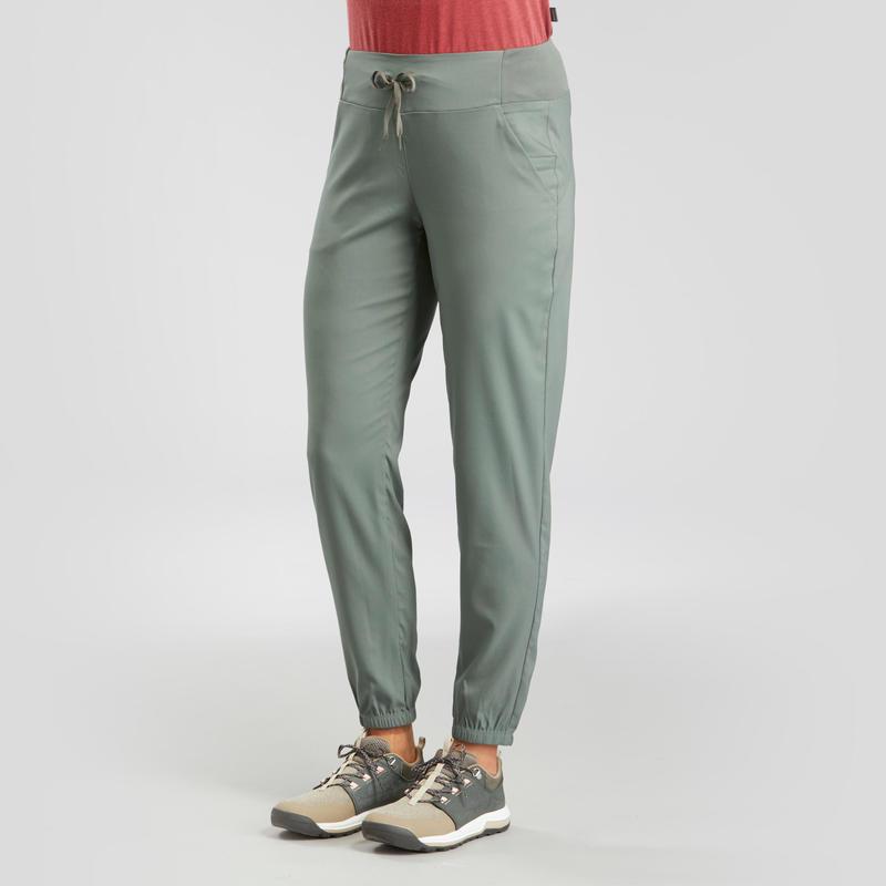 Pantalón de senderismo naturaleza NH100 Mujer