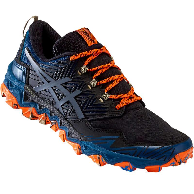 SCARPE TRAIL UOMO Running, Trail, Atletica - Scarpe trail GEL FUJITRABUCO 8 ASICS - Running, Trail, Atletica