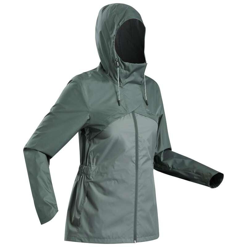 N#i természetjárás es#kabát Túrázás - Női kabát NH500 QUECHUA - Női túraruházat