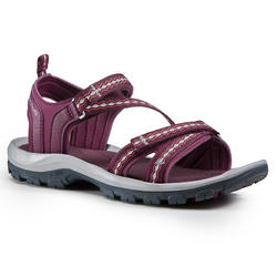 Women's Sandals NH110 - Burgundy
