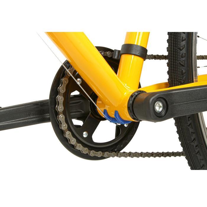 Cross Bike 28 Zoll Riverside 120 Gelb